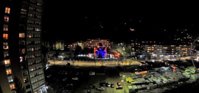 Foto dana: Panorama novog dela grada