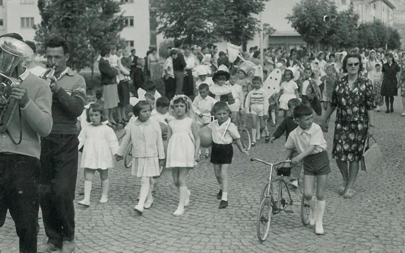Karneval u Priboju pre pola veka