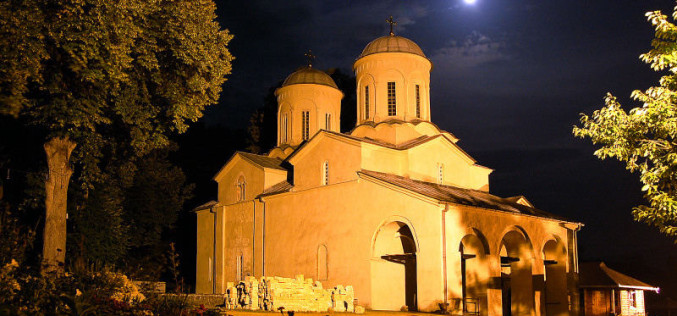 Sveti Sava i Manastir Sv. Nikole u Pribojskoj Banji