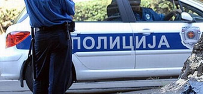 Нападнута девојка на штанду СНС-а