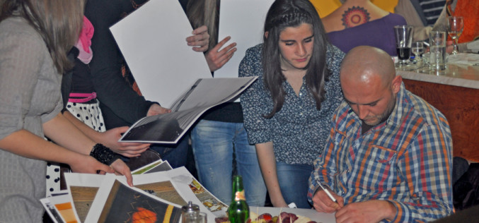 Otvorena izložba Alena Đozgića