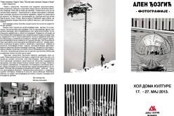 Katalog izložbe Alena Đozgića