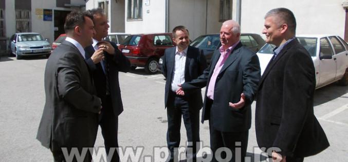 Представници ТИКА-е у Прибоју