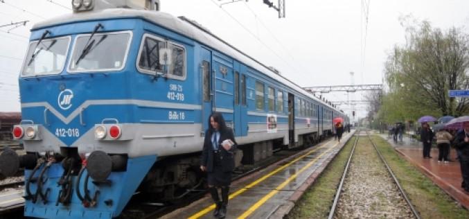 Novi železnički red vožnje