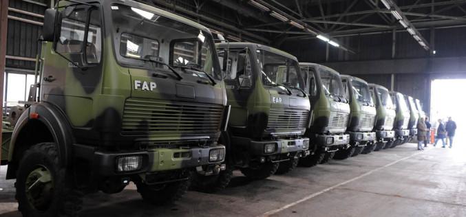 FAP će praviti oklopna vozila za egipatsku vojsku?
