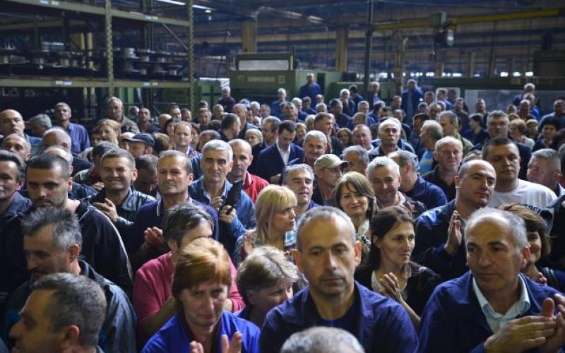 Saopštenje za javnost Udruženja za zaštitu radnika FAP-a