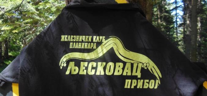 Korak po korak sa Železničkim klubom planinara Ljeskovac