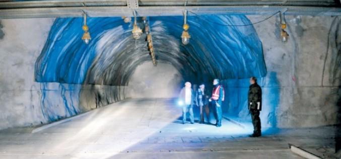 Od vojnog tunela do magacina krompira