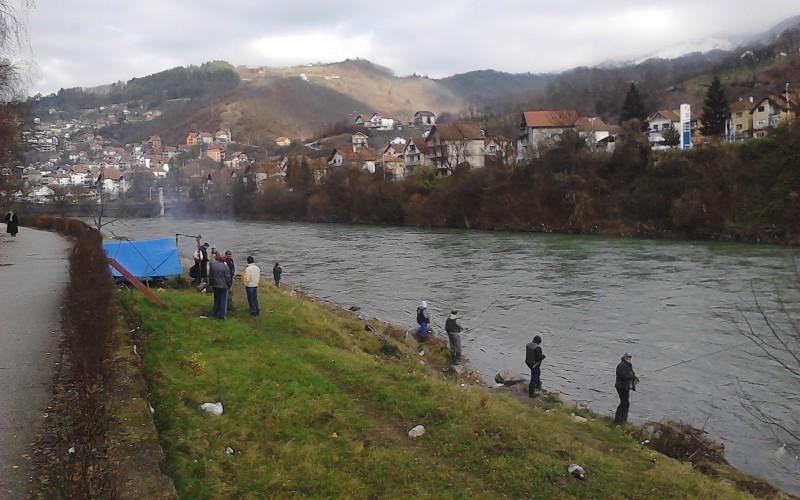 Pribojski ribari , (FOTO)