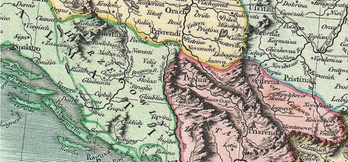 Pjer Lefevr – Od Tjentišta do Mileševe