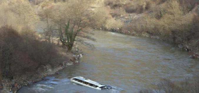 SMRT U LIMU Nađeno telo vozača autobusa koji je sleteo u reku