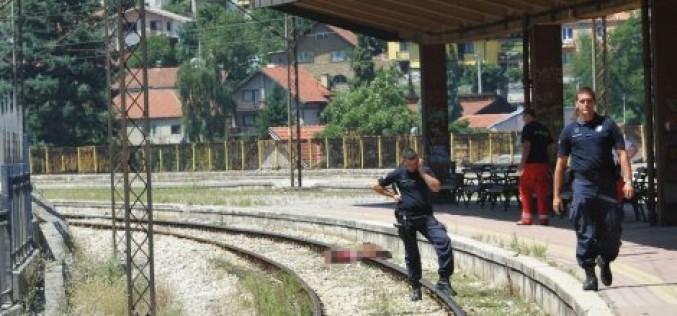 Voz ubio čoveka na Glavnoj stanici u Užicu