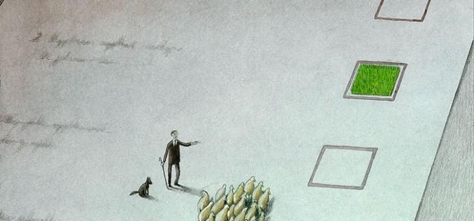 10 satiričnih ilustracija Pavela Kućinskog
