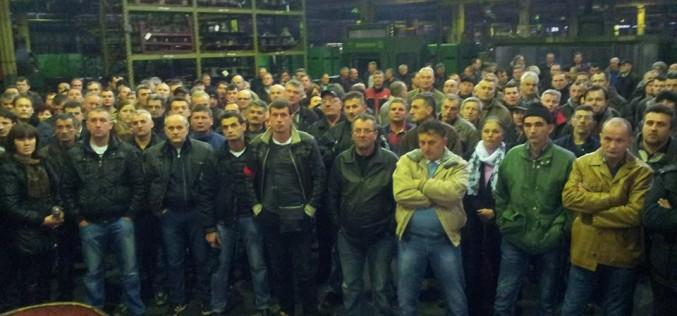 Radnici FAP-a odustali od štrajka zbog straha od države