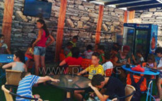 Sutomore: Prva smena dece iz Priboja otvorila sezonu u pribojskom odmaralištu