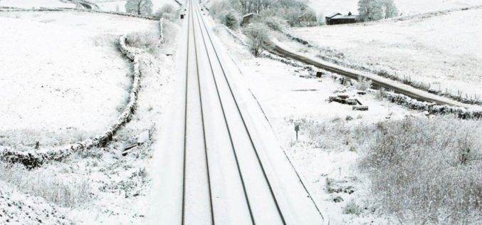 Putnički voz bez grejanja na minus 16!