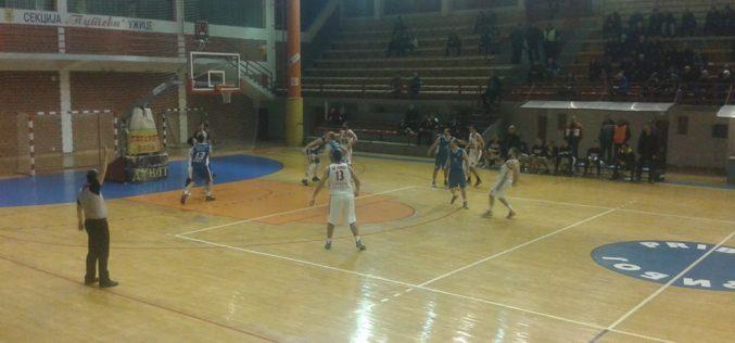 Košarkaši Priboja savladali lidera prvenstva