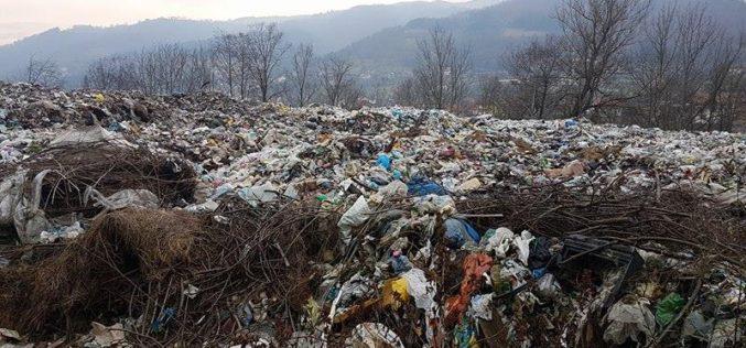 Za ponedeljak 6. mart najavljena blokada deponije Stanjevine