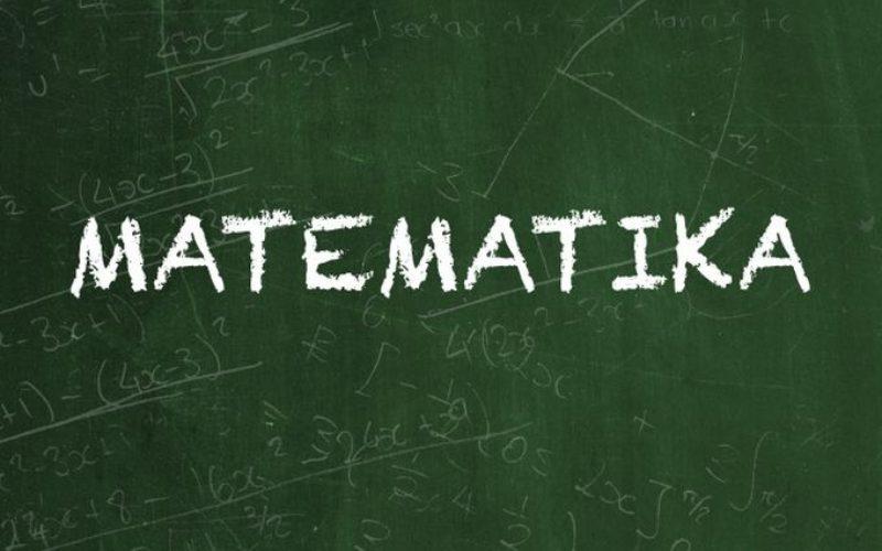 Rešenje testa iz matematike-mala matura 2018.