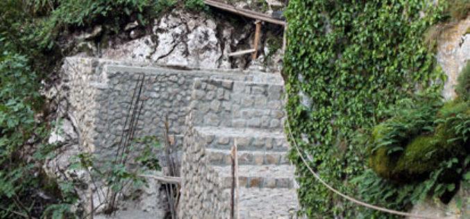Stradao mladić u kanjonu Mileševke