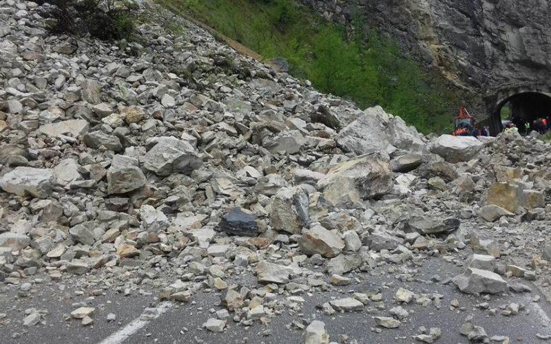 Zatvoren granični prelaz Gostun zbog odrona