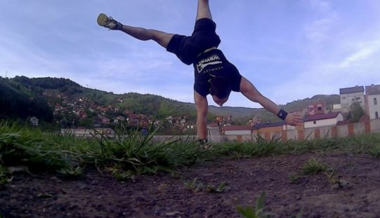 Pribojski  street workout