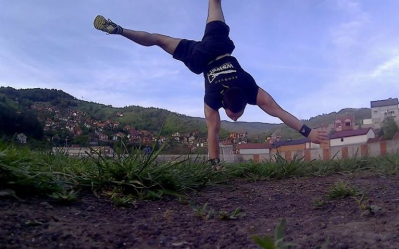 Pribojski  street workout