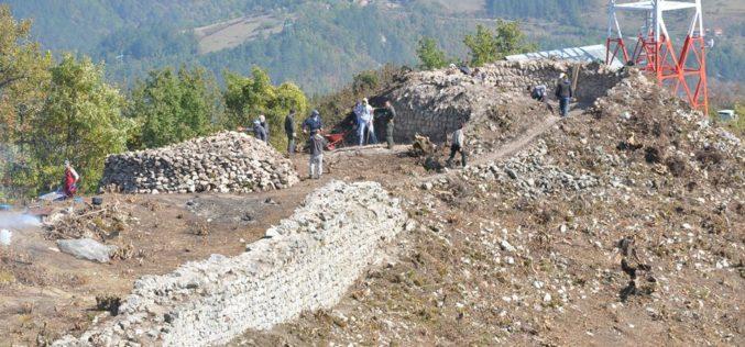 """""""Zaboravljena"""" srednjovekovna tvrđava skrivala je TAJNU NASLEĐA iz gvozdenog doba"""