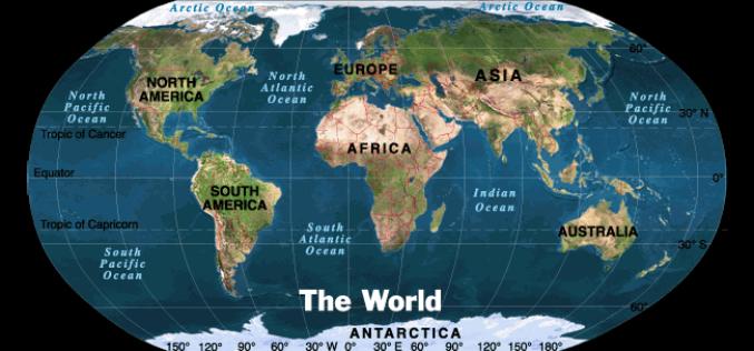Geografija: Rezultati okružnog takmičenja za osnovce 2018