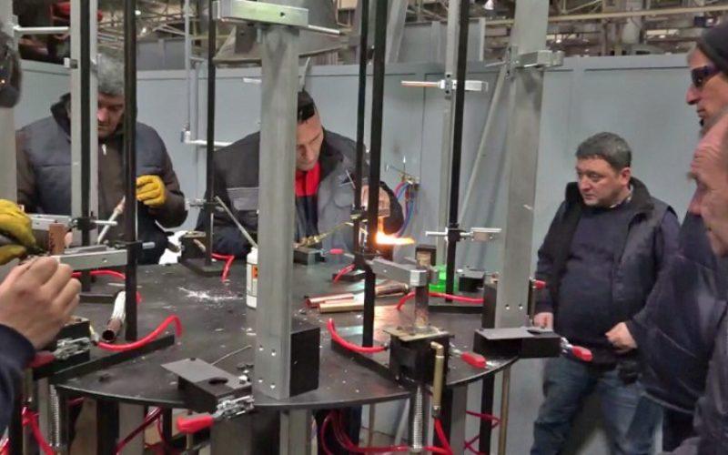 Turski investitori otpočeli proizvodnju u Priboju