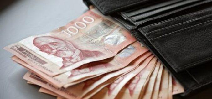 U Priboju najveće, a u Novom Pazaru najmanje plate