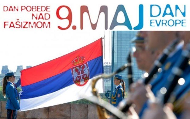 Obeležava se Dan pobede nad fašizmom i Dan Evrope