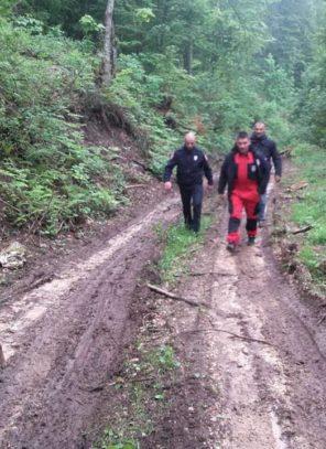 Pronađena dva lica koja su nestala na području Rudog