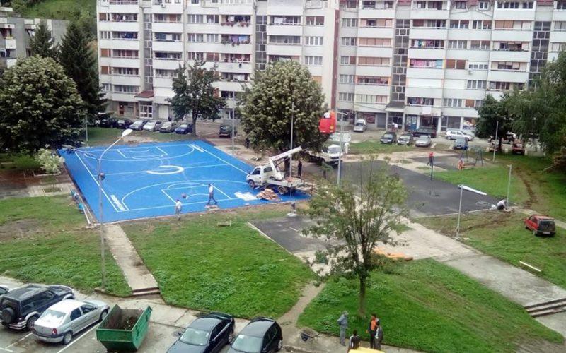 Priboj dobija košarkaški teren posvćen Marku Guduriću