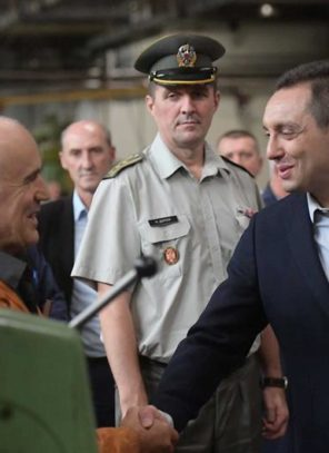 Vulin: Vojska ulaganjima čuva Priboj, ne sme da se zapusti